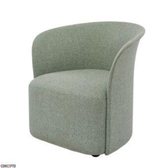 Sky кресло лаунж зелёное