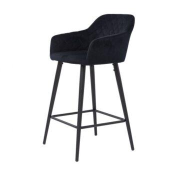 Antiba барный стул чёрный