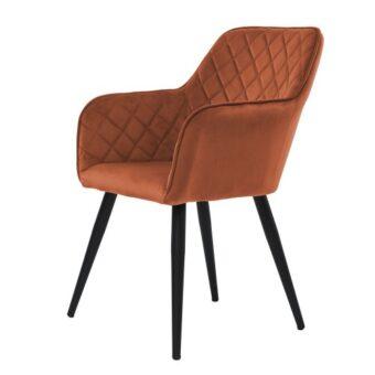 Antiba кресло коньяк