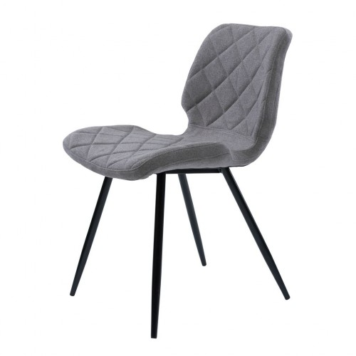 Diamond стул серый