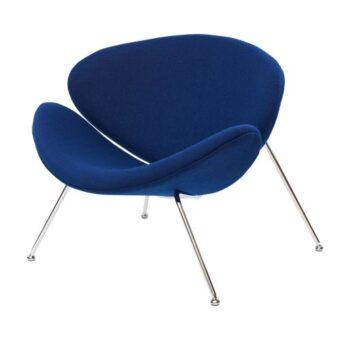 Foster кресло лаунж индиго