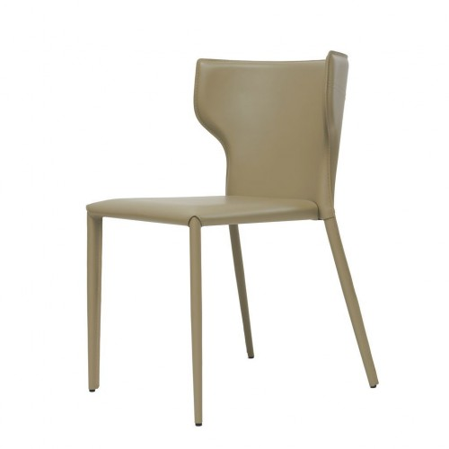 Tudor стул серо-бежевый