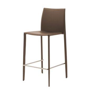 Grand полубарный стул капучино