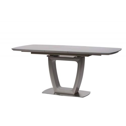 Ravenna Matt Grey стол раскладной 120-160 см серый