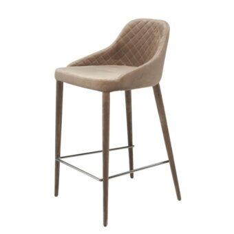 Elizabeth барный стул бежевый