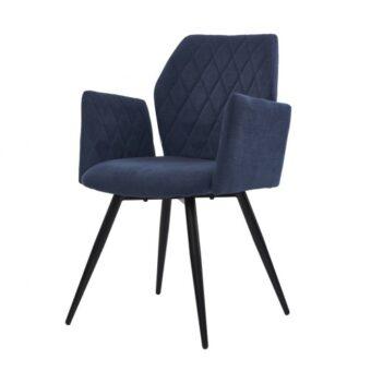 Glory кресло синее