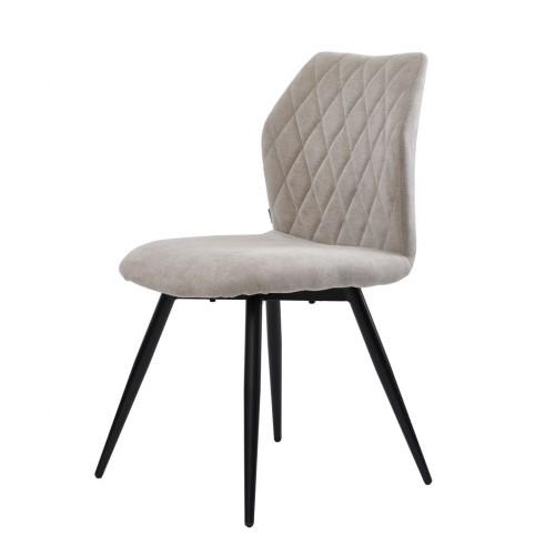 Glory стул тёплый серый