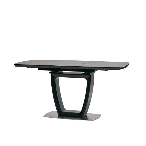 Ravenna Dark Grey стол раскладной 120-160 см тёмно-серый