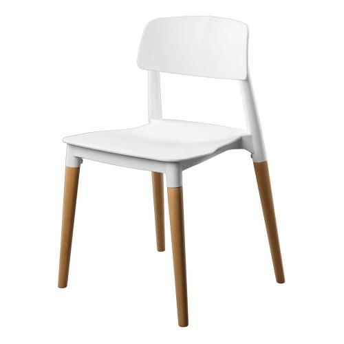 Square стул белый