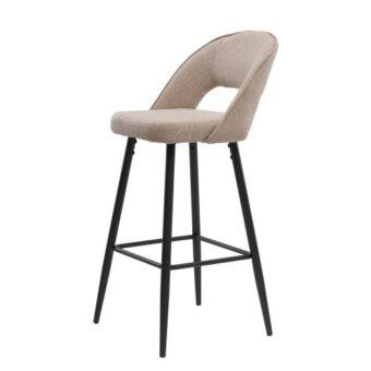 Taylor полубарный стул бежевый