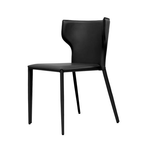 Tudor стул чёрный