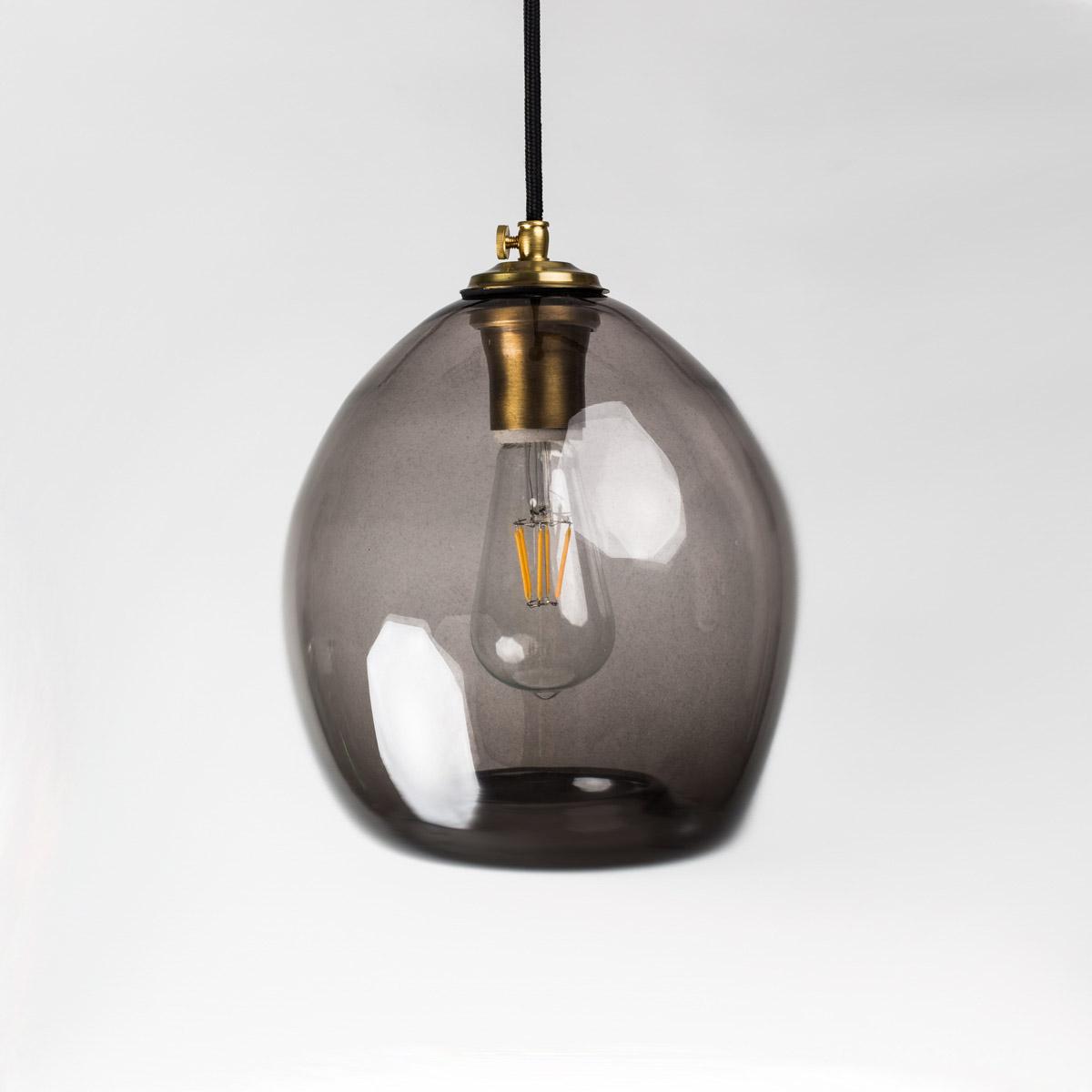 Потолочный светильник Colorglass черный
