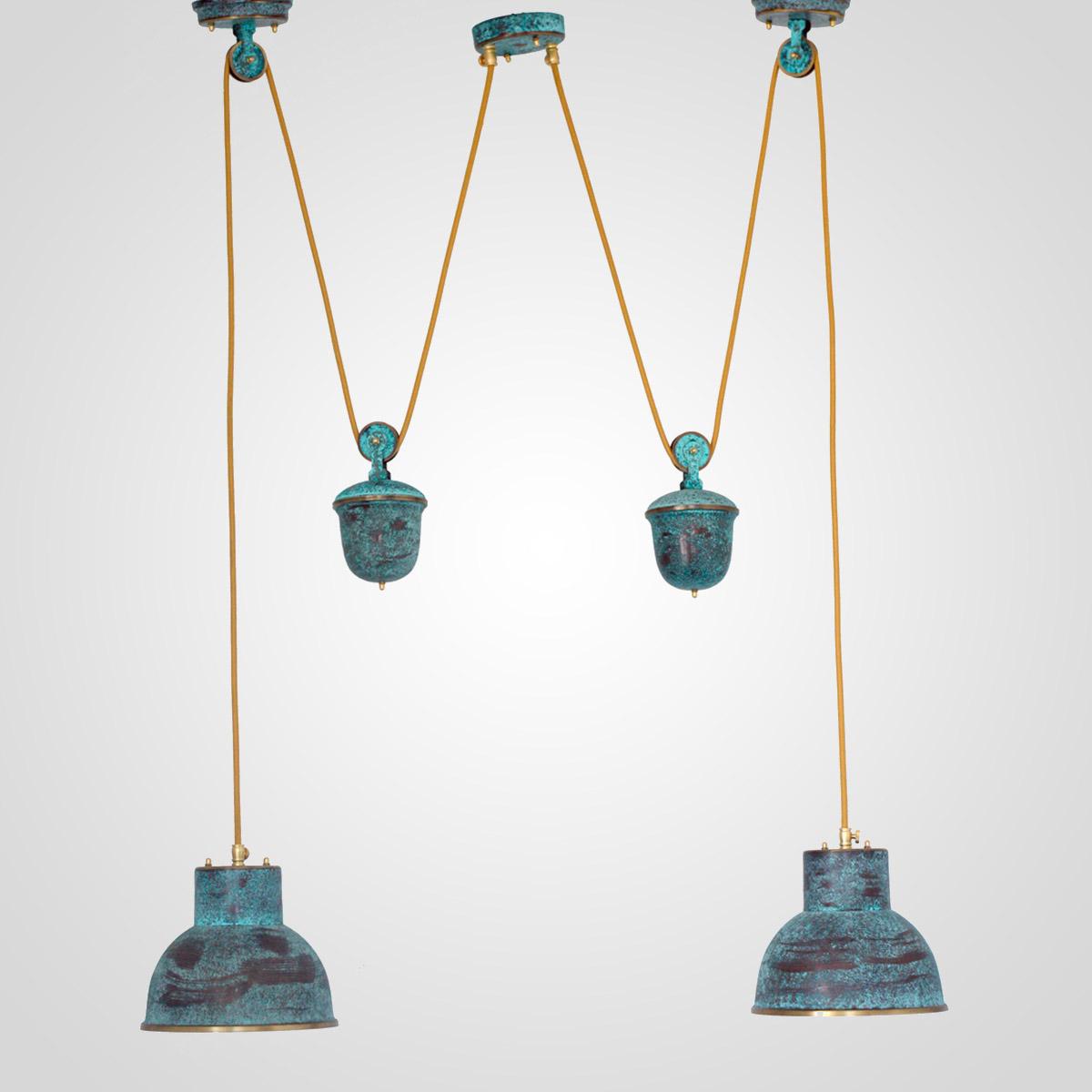 Потолочный светильник 2362 с противовесами
