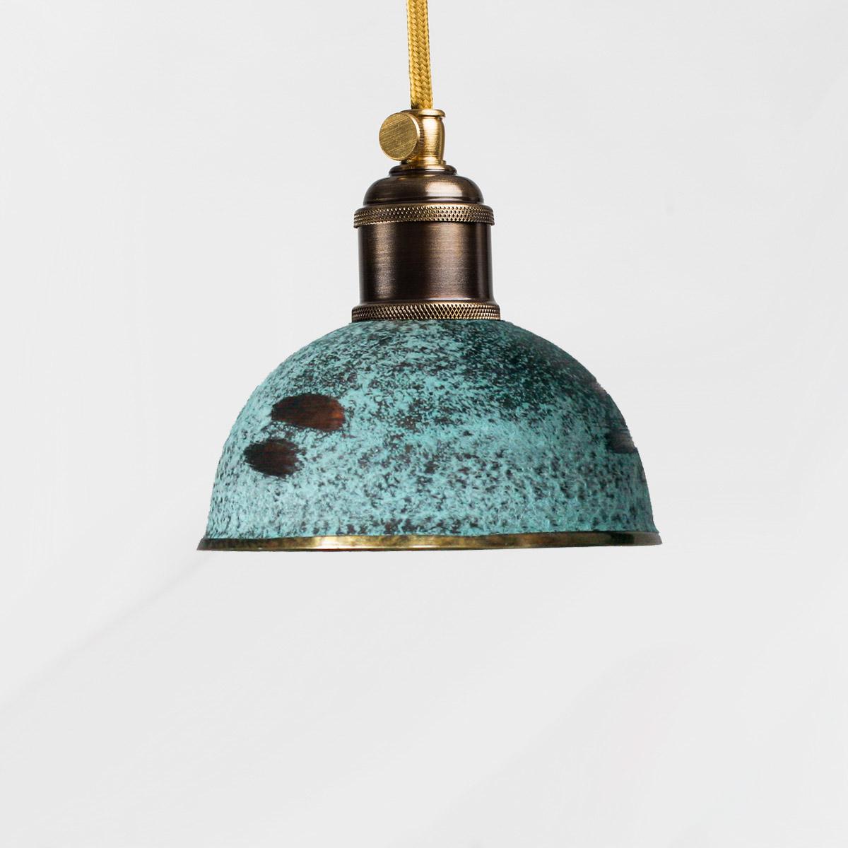 Потолочный светильник Small зеленый