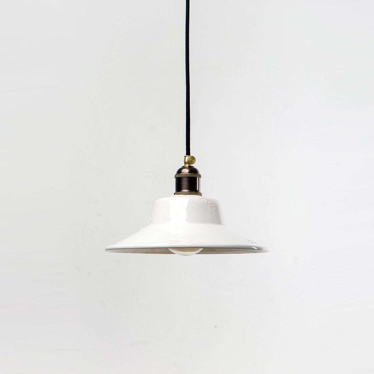 Потолочный светильник 4256 керамический белый