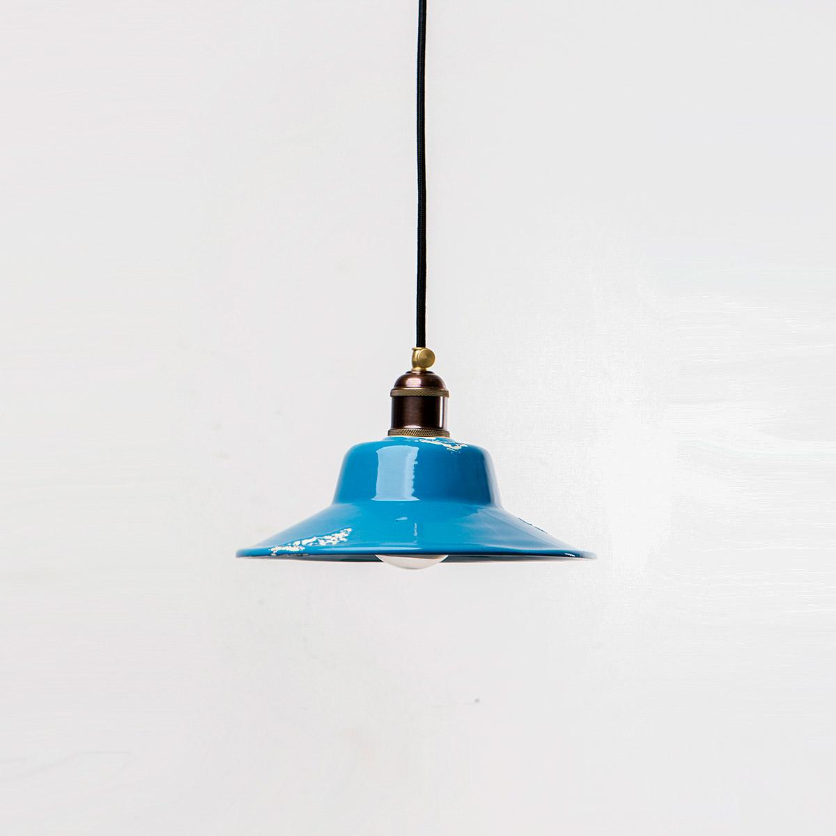 Потолочный светильник 4256 керамический синий