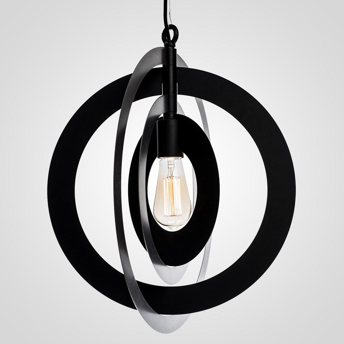 Потолочный светильник System Lamp серый