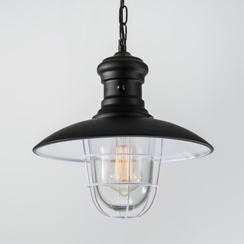 Потолочный светильник BPL-22 черный