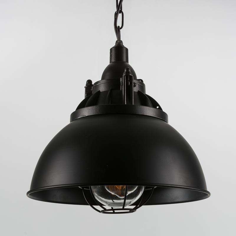 Потолочный светильник BPL-23 черный