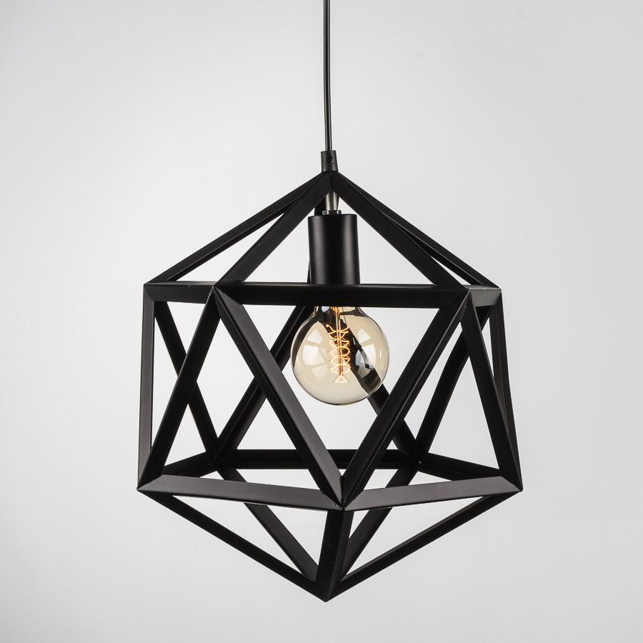 Потолочный светильник BPL-25 черный