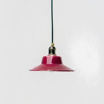 Потолочный светильник 4256 керамический вишневый