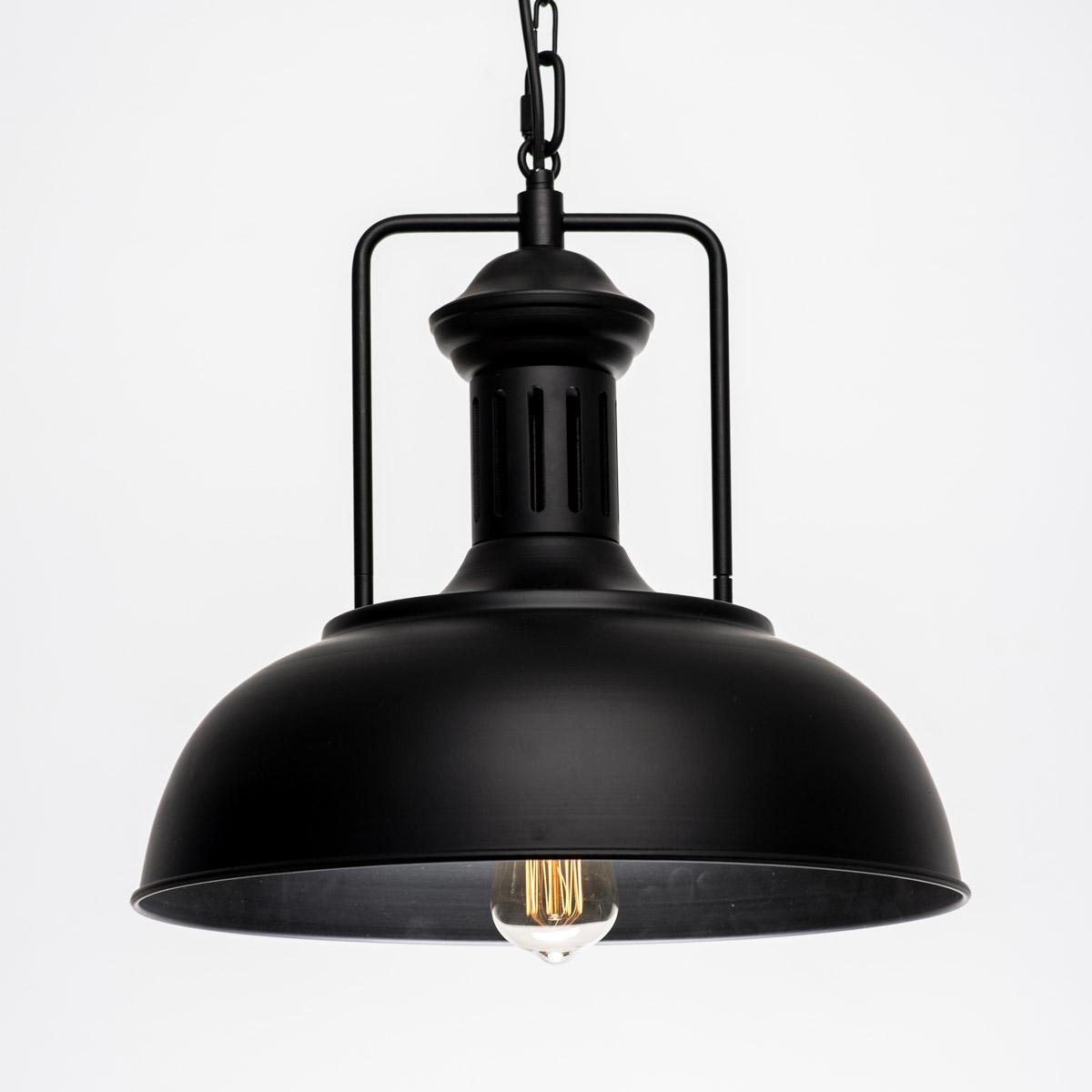 Потолочный светильник Blacky