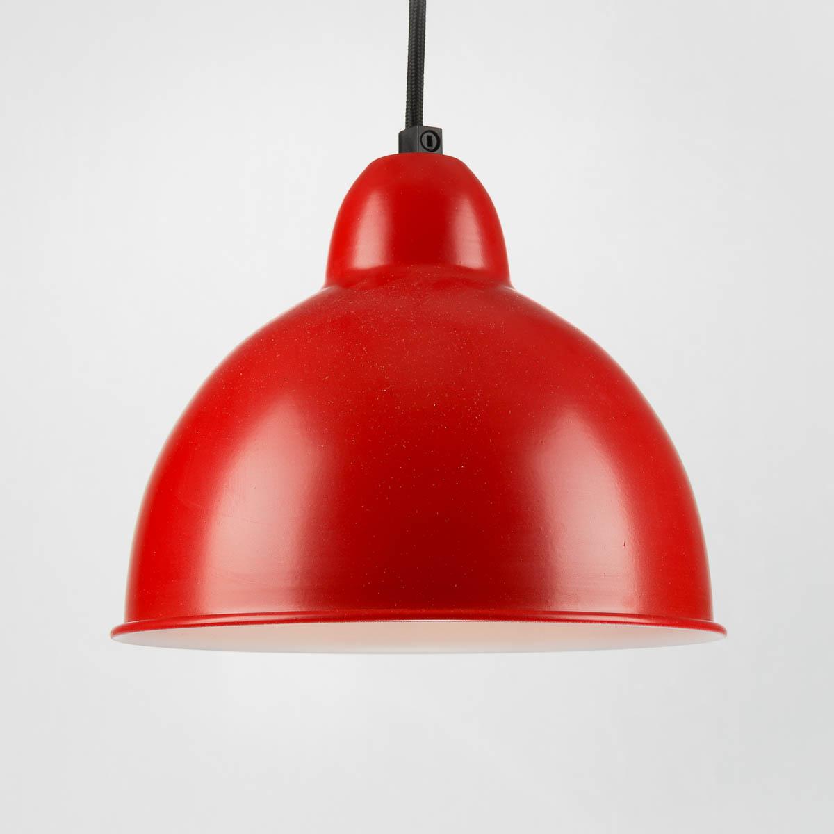 Потолочный светильник Joel красный