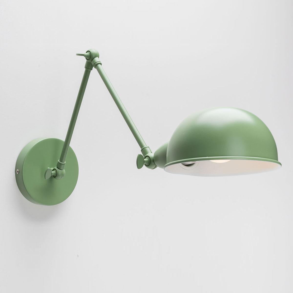 Настенный светильник Folke зеленый