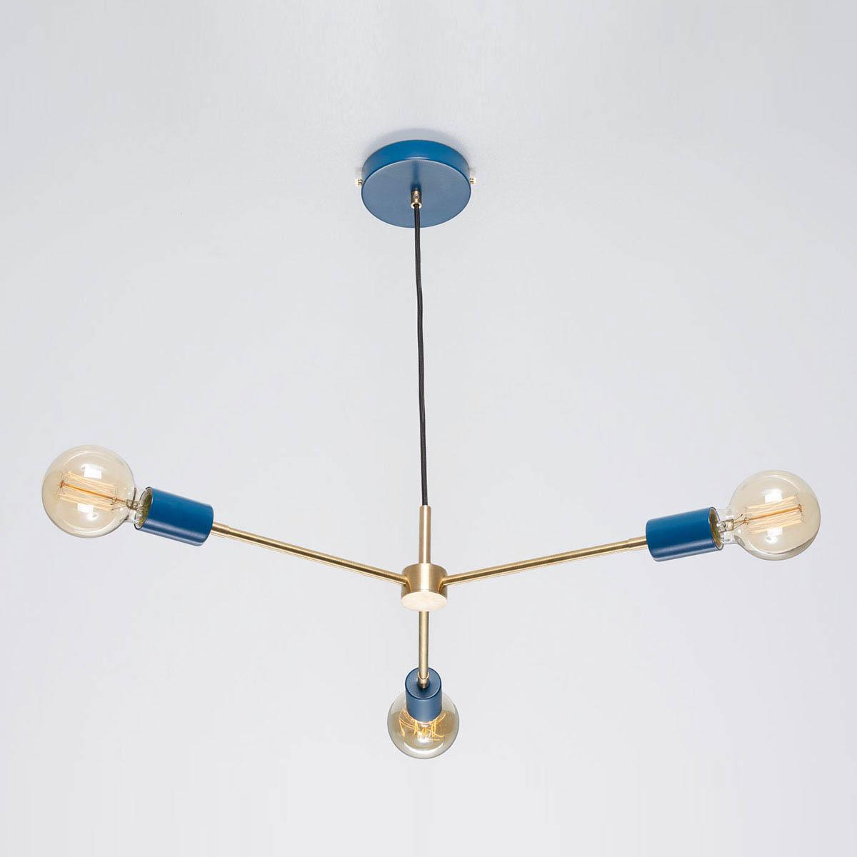Потолочный светильник Tage синий