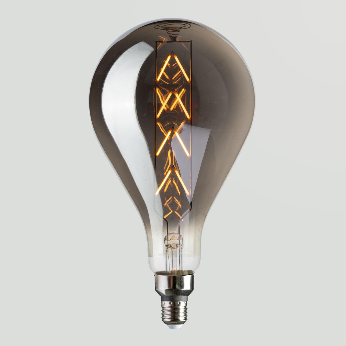 LED Лампа Toledo Titanium 8W