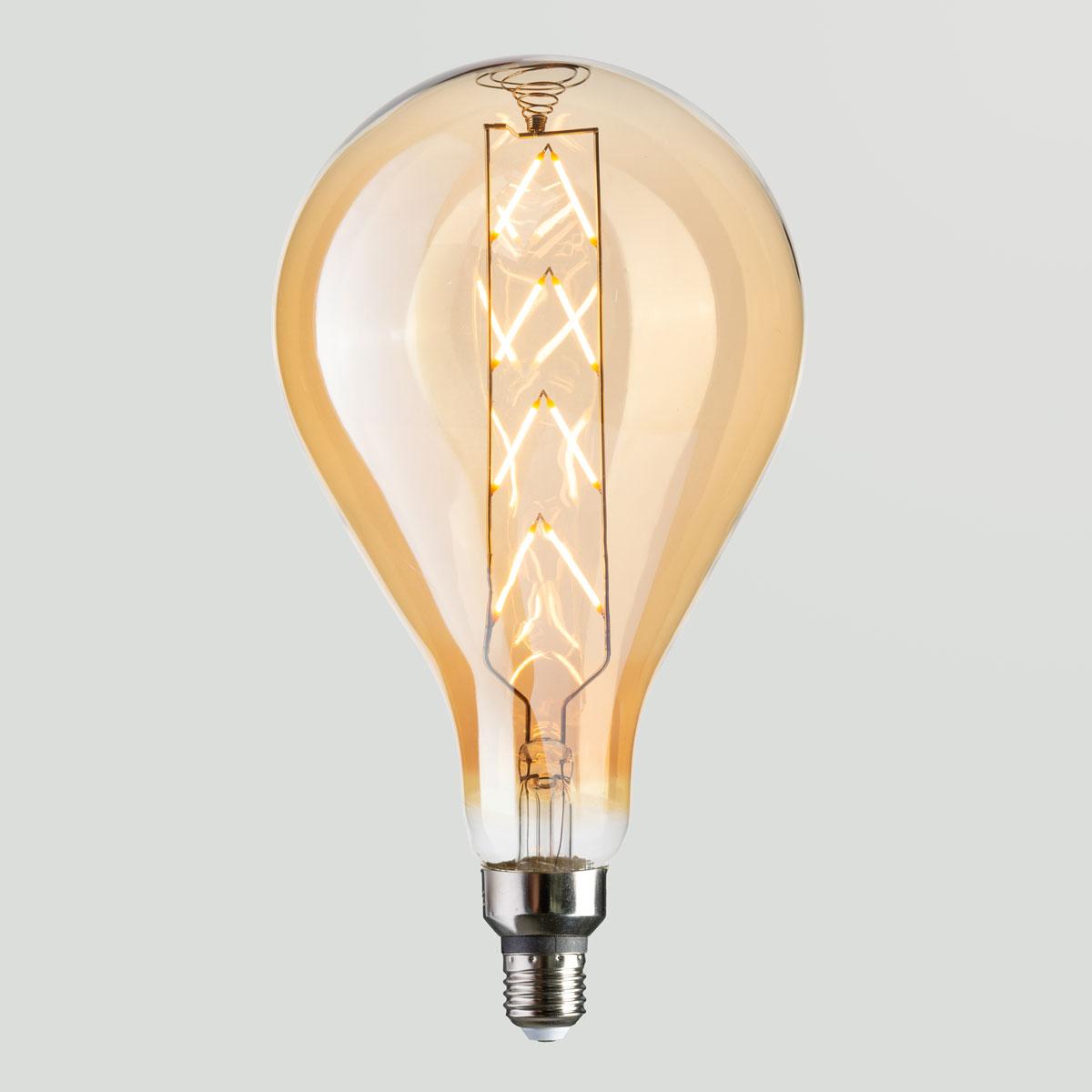 LED Лампа Toledo Amber 8W