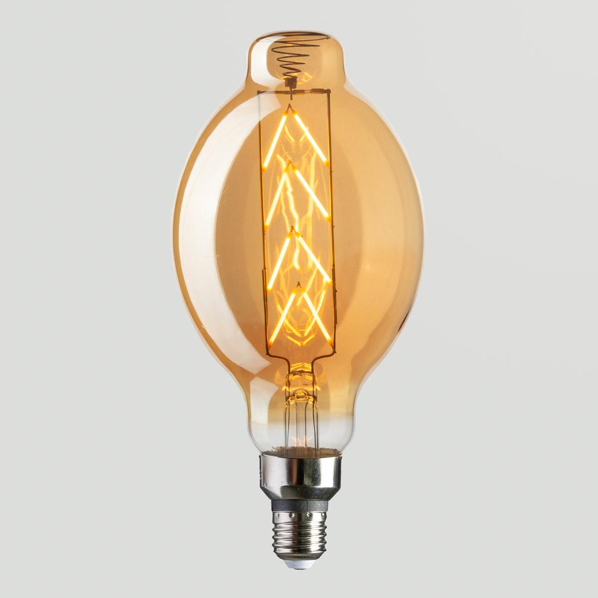 LED Лампа Enigma Amber 8W