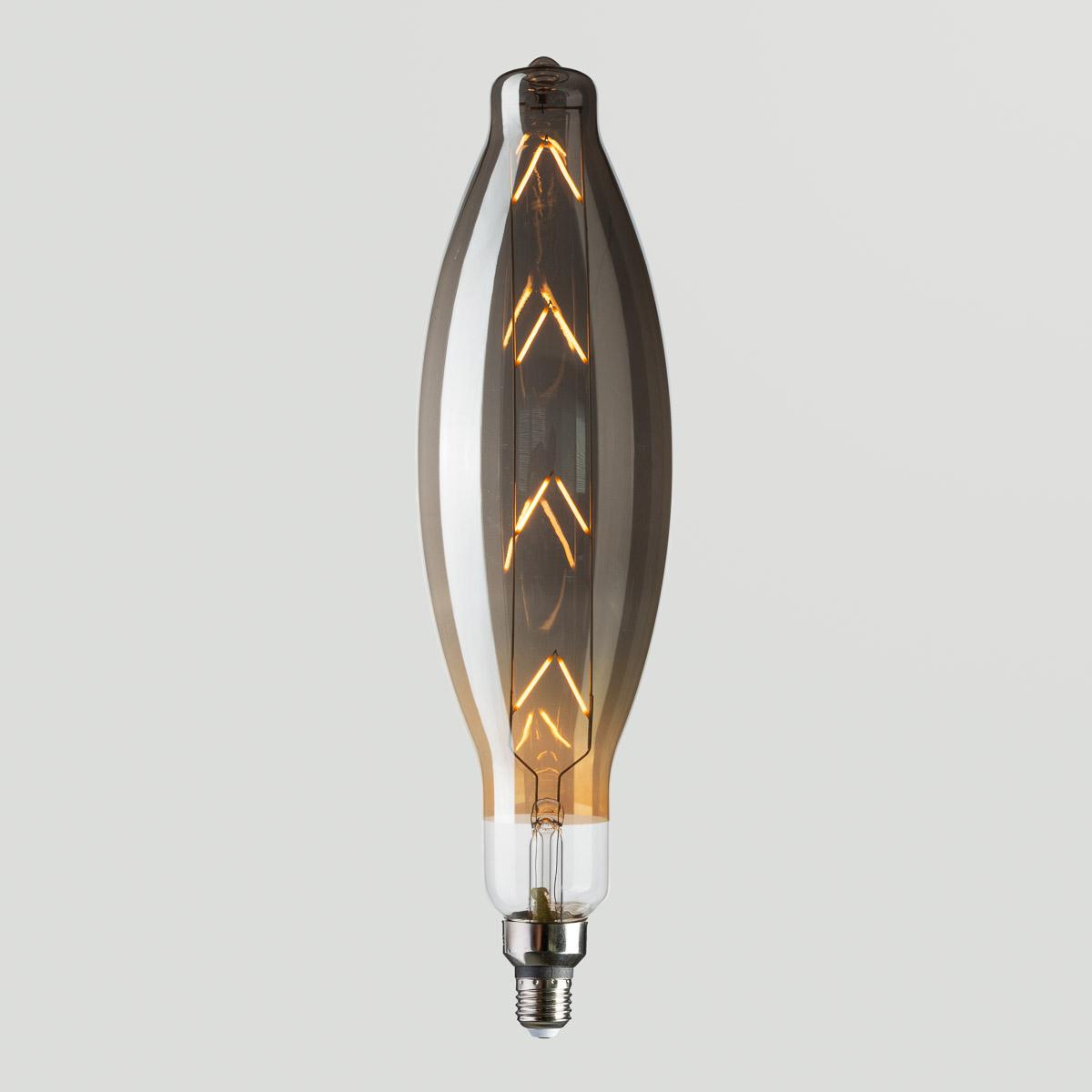 LED Лампа Elliptic-XL Titanium 8W