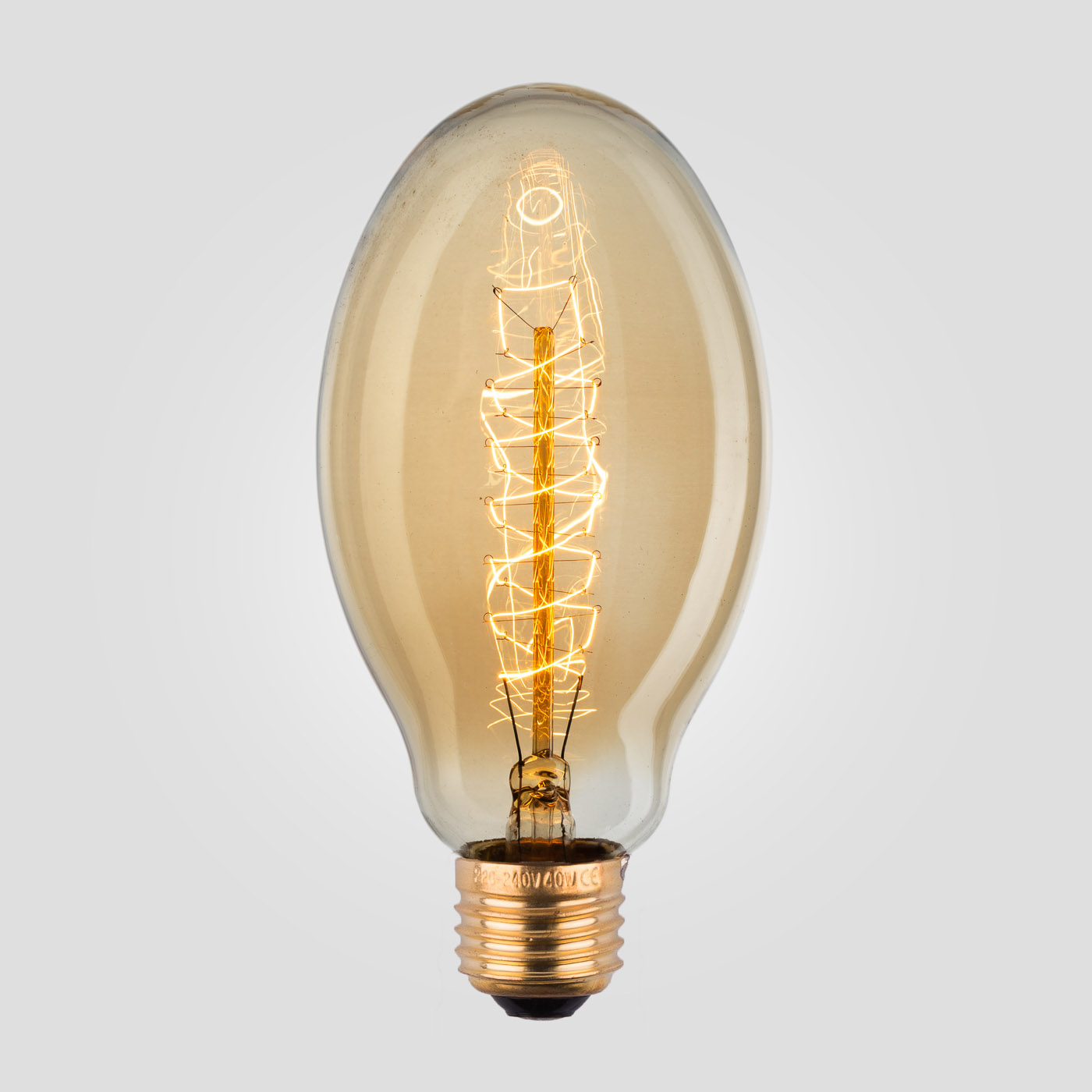 Лампа Эдисона BT75 S