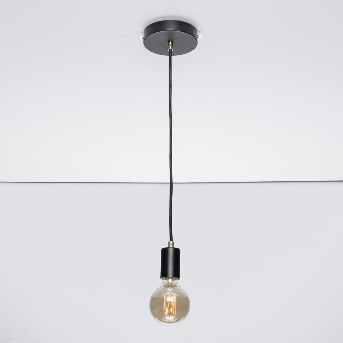 Потолочный светильник Bjorn черный