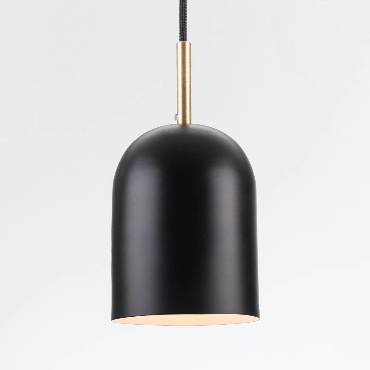 Потолочный светильник Alf черный