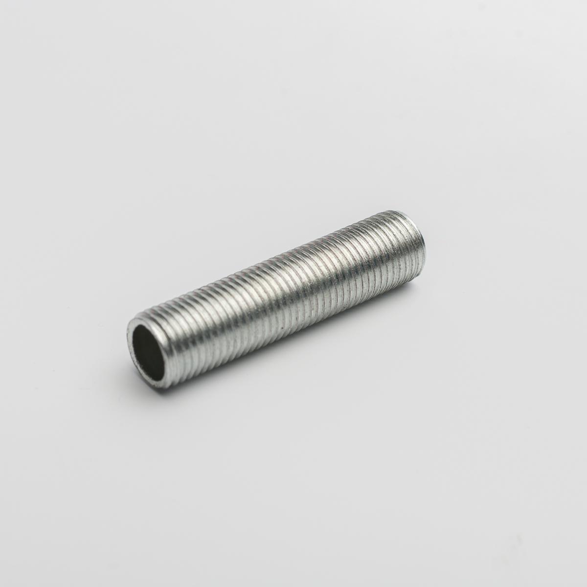Трубка с резьбой 40 мм