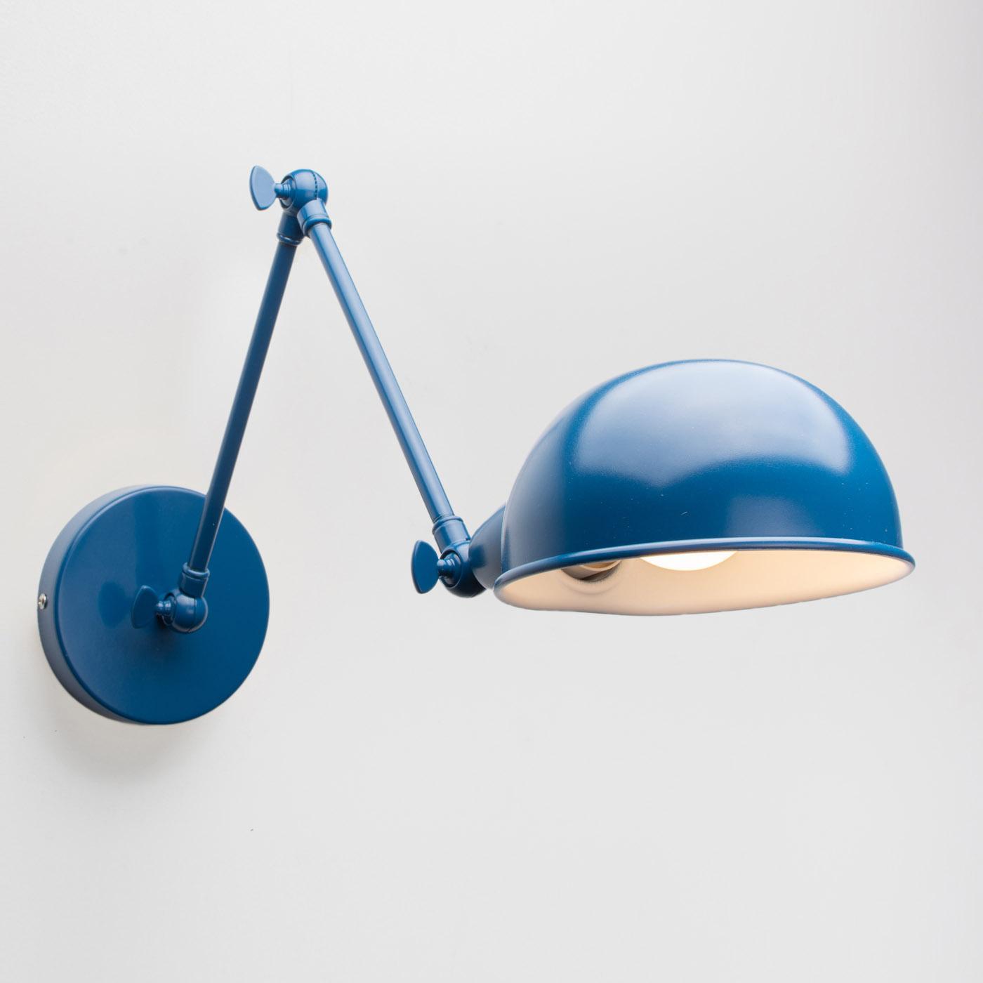 Настенный светильник Folke синий
