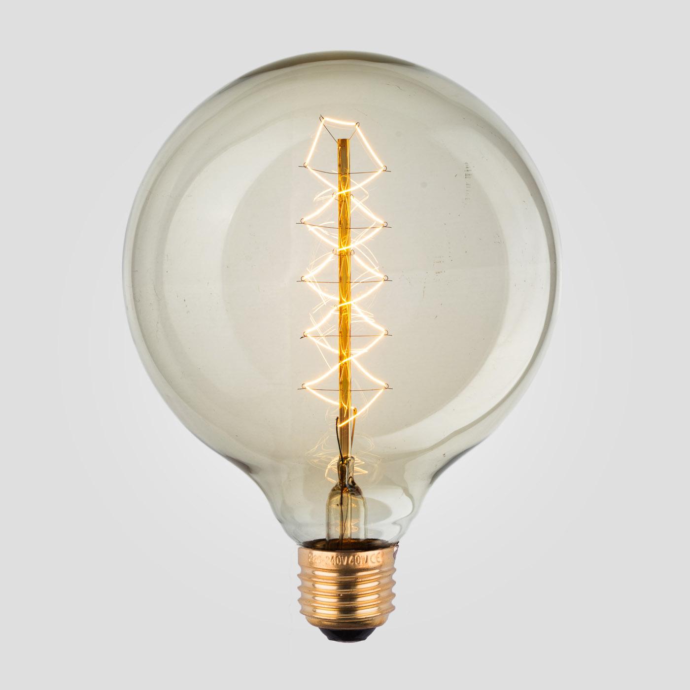 Лампа Эдисона G125 S