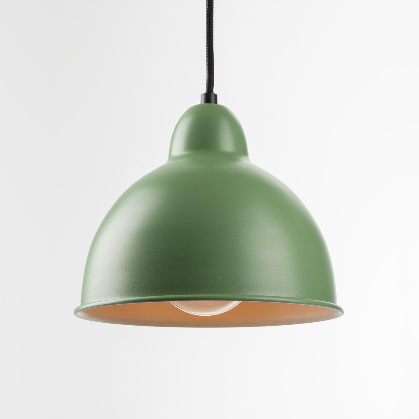 Потолочный светильник Joel зеленый