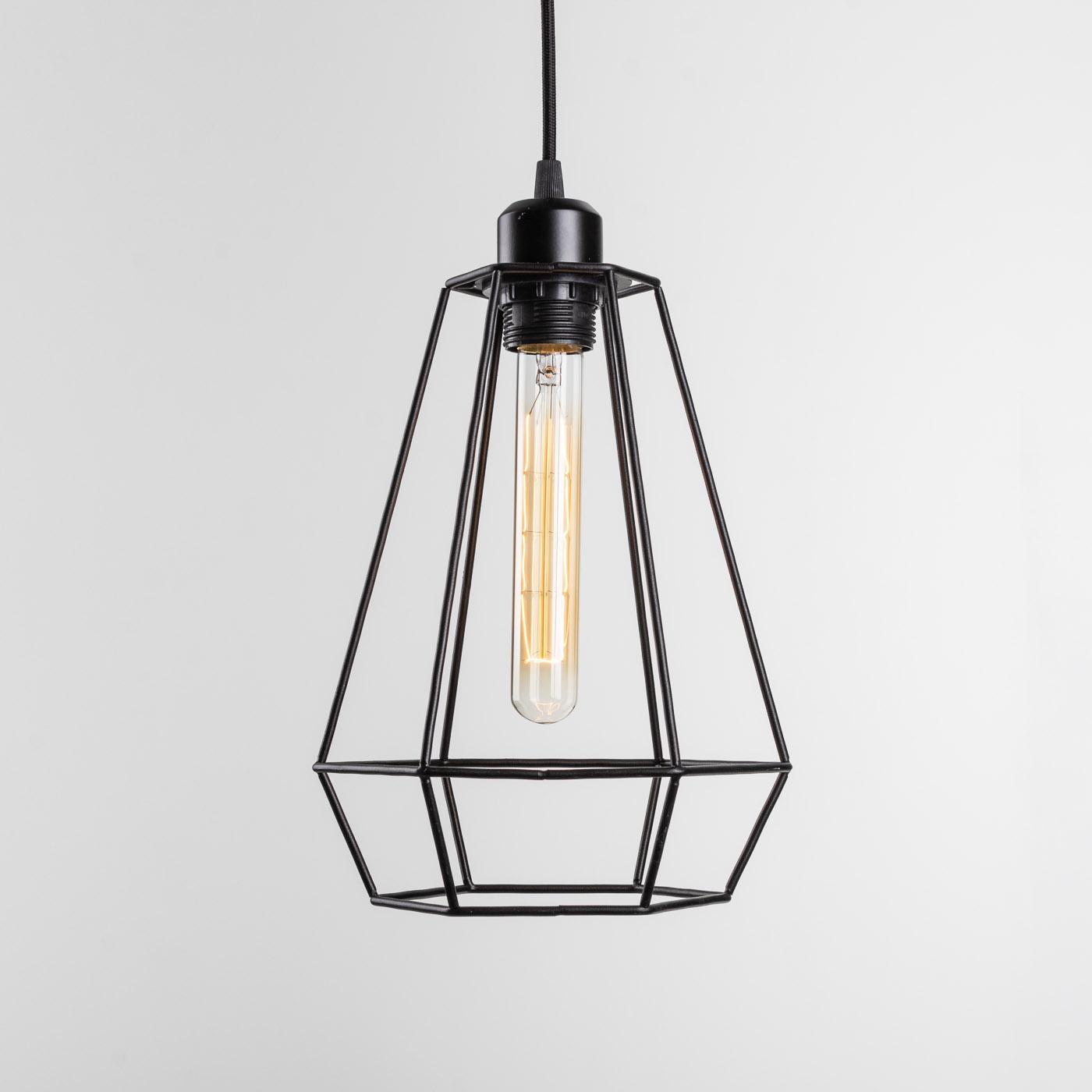 Потолочный светильник Ivar черный