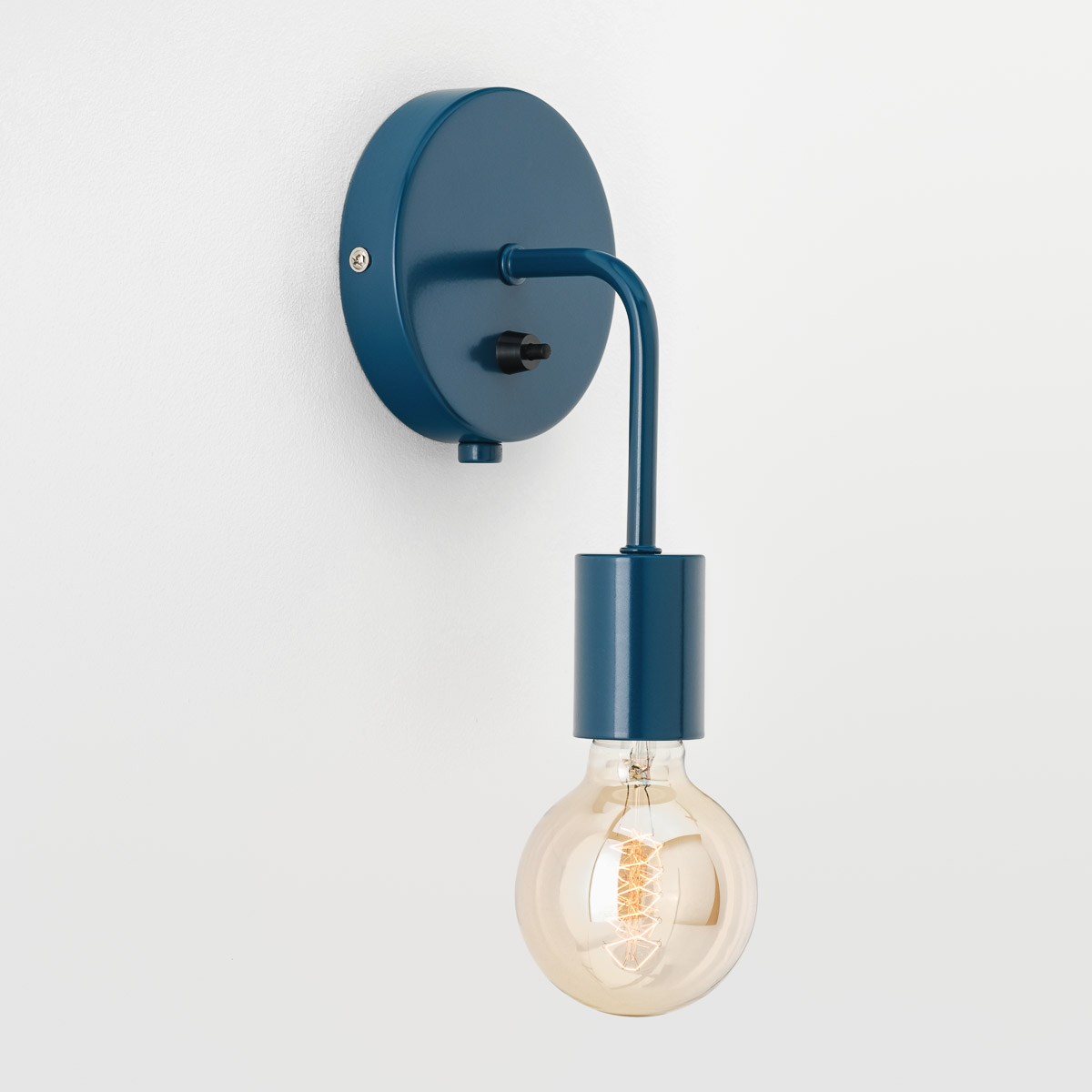 Настенный светильник Loui синий