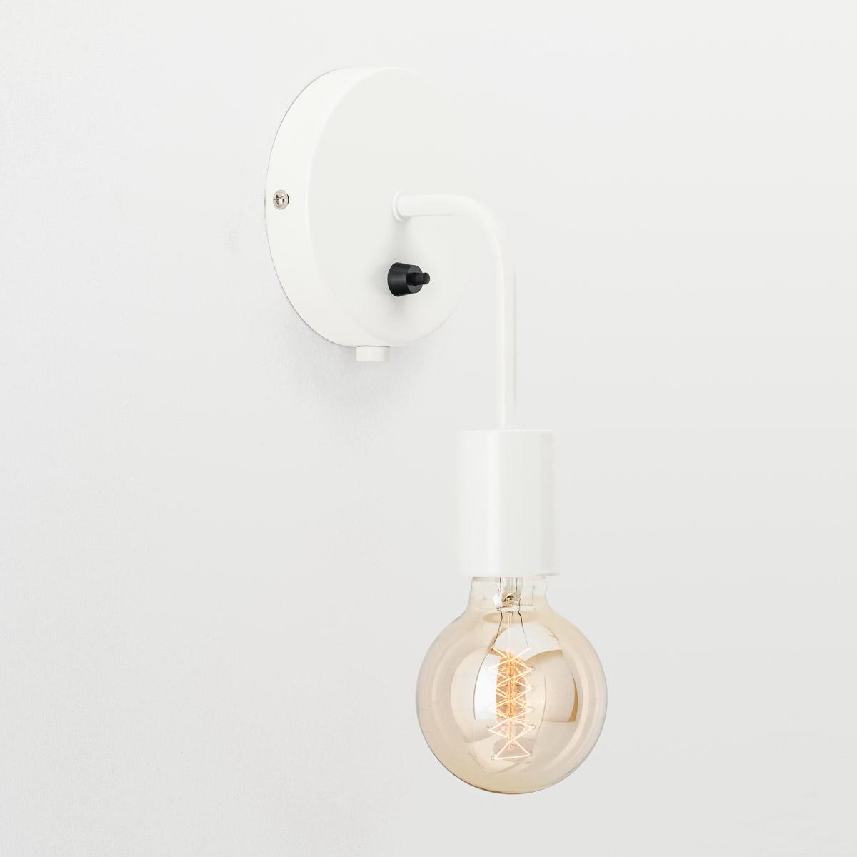 Настенный светильник Loui белый