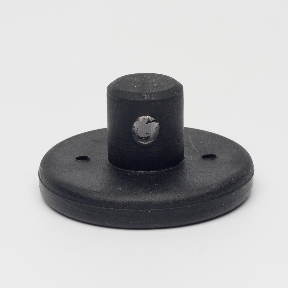 Потолочный крепеж провода черный
