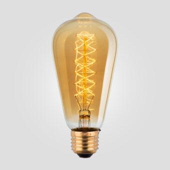 Лампа Эдисона ST58 S