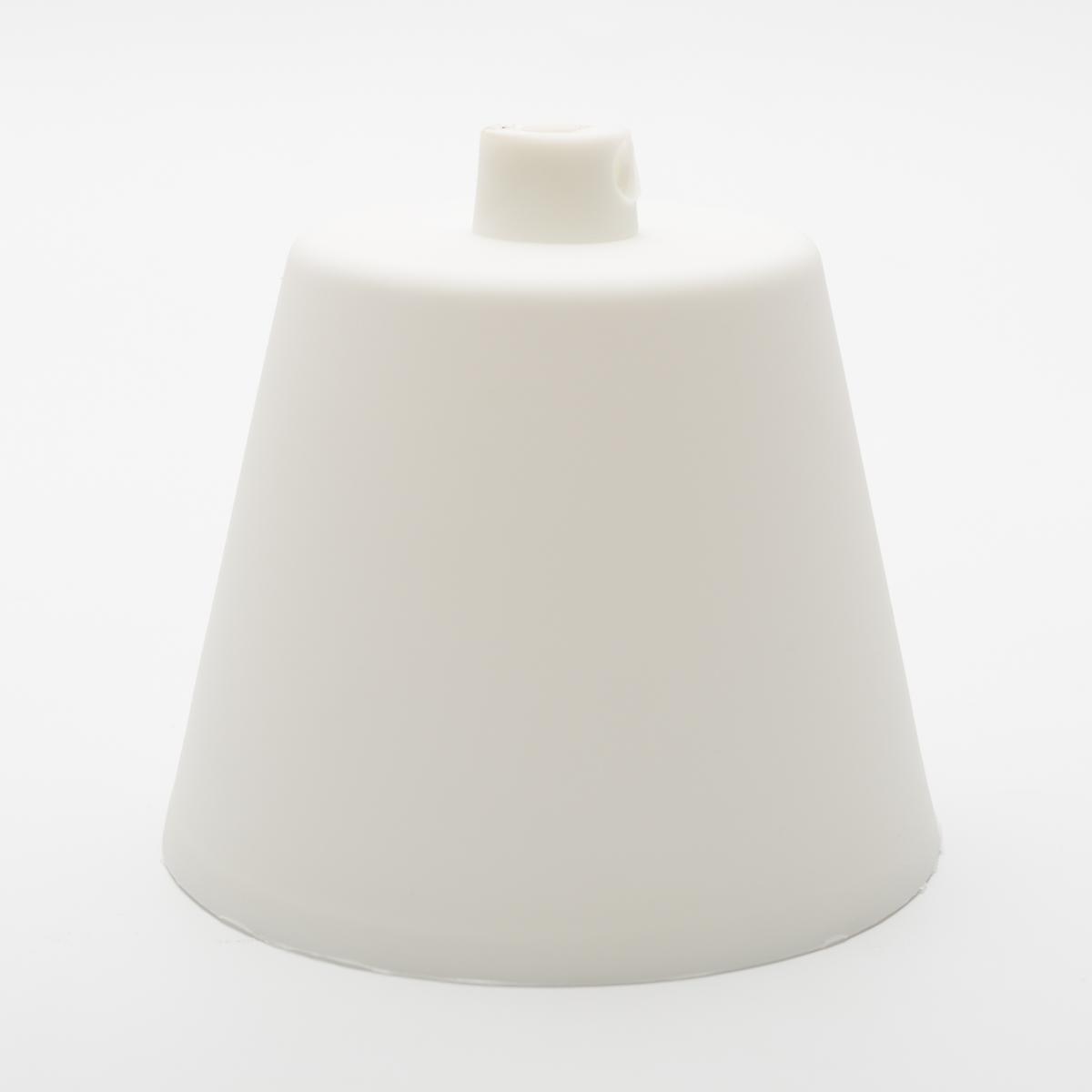 Потолочный крепеж пластиковый белый
