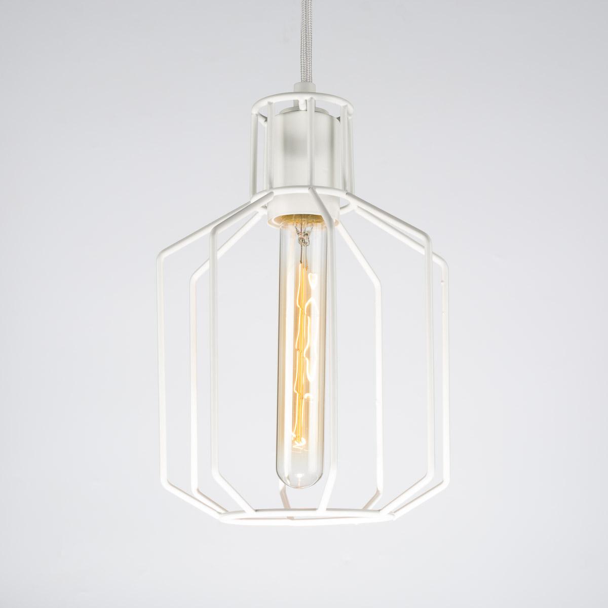 Потолочный светильник Saga белый