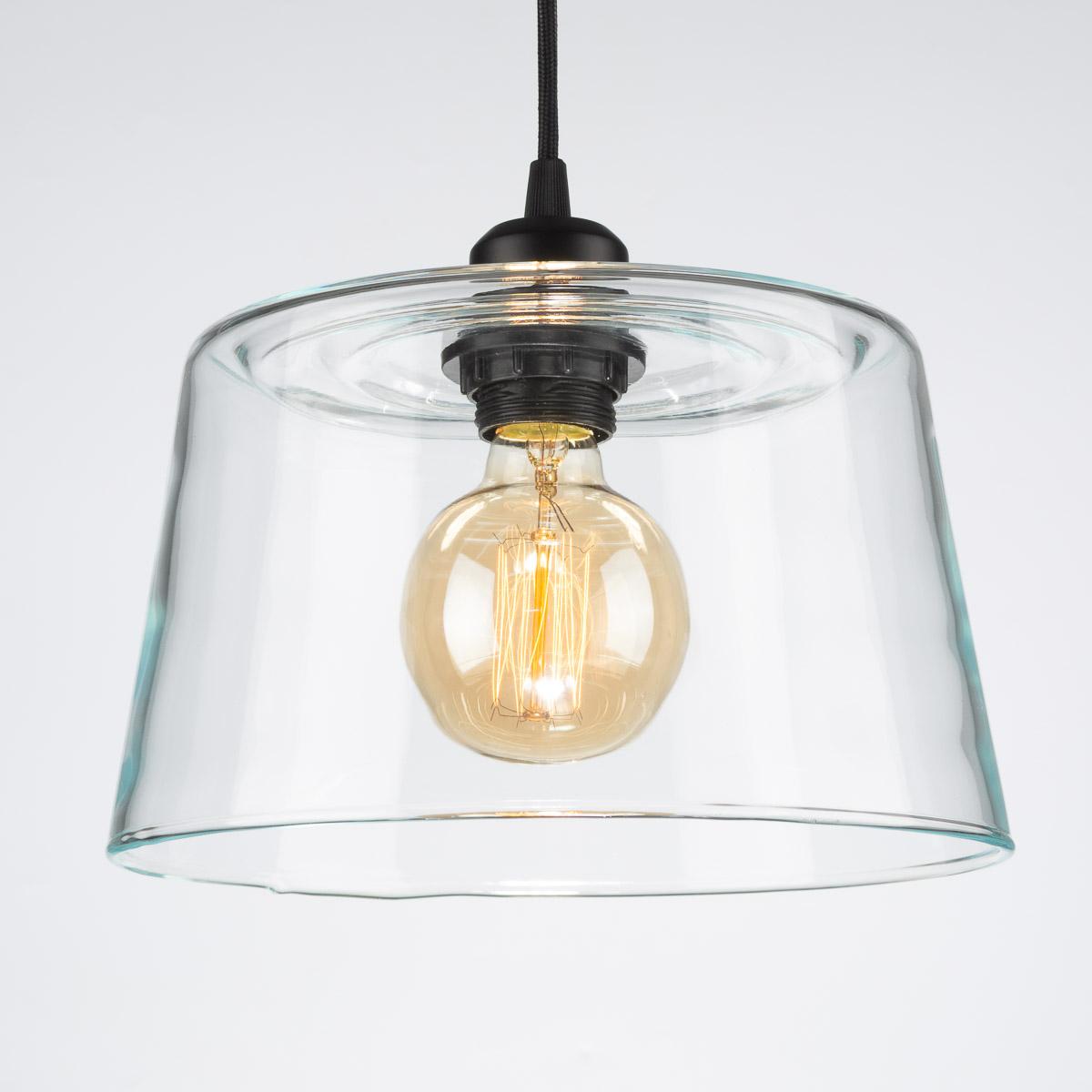 Потолочный светильник Moa черный