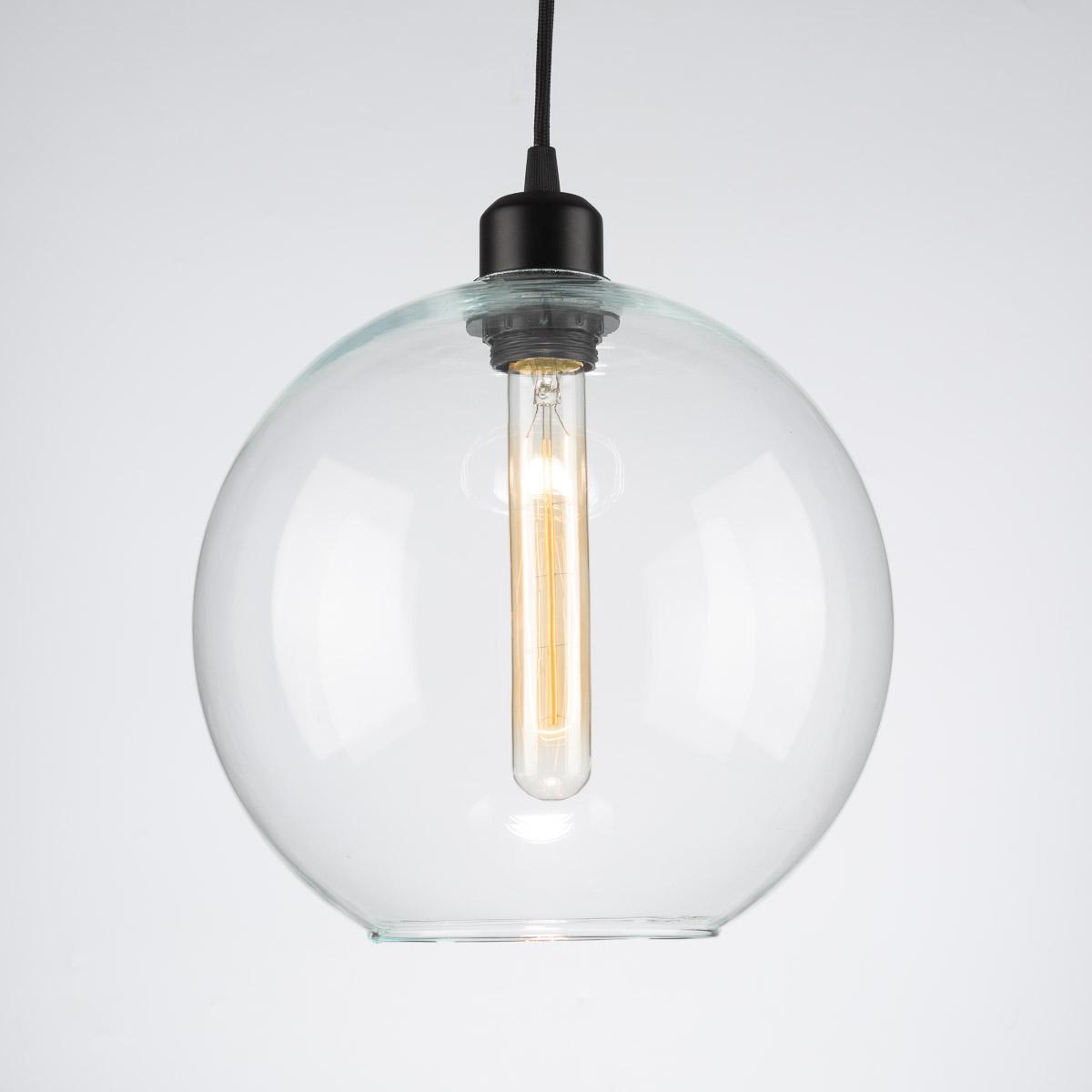 Потолочный светильник Tilde черный