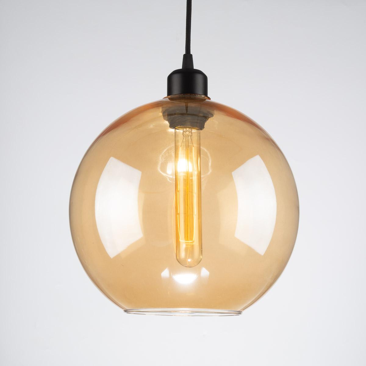 Потолочный светильник Cleo черный